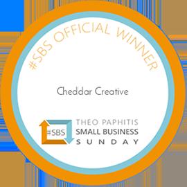 Theo Paphitis SBS winners logo